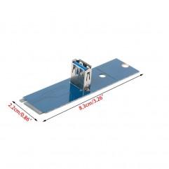 M.2 to USB 3.0 адаптер за видео карти