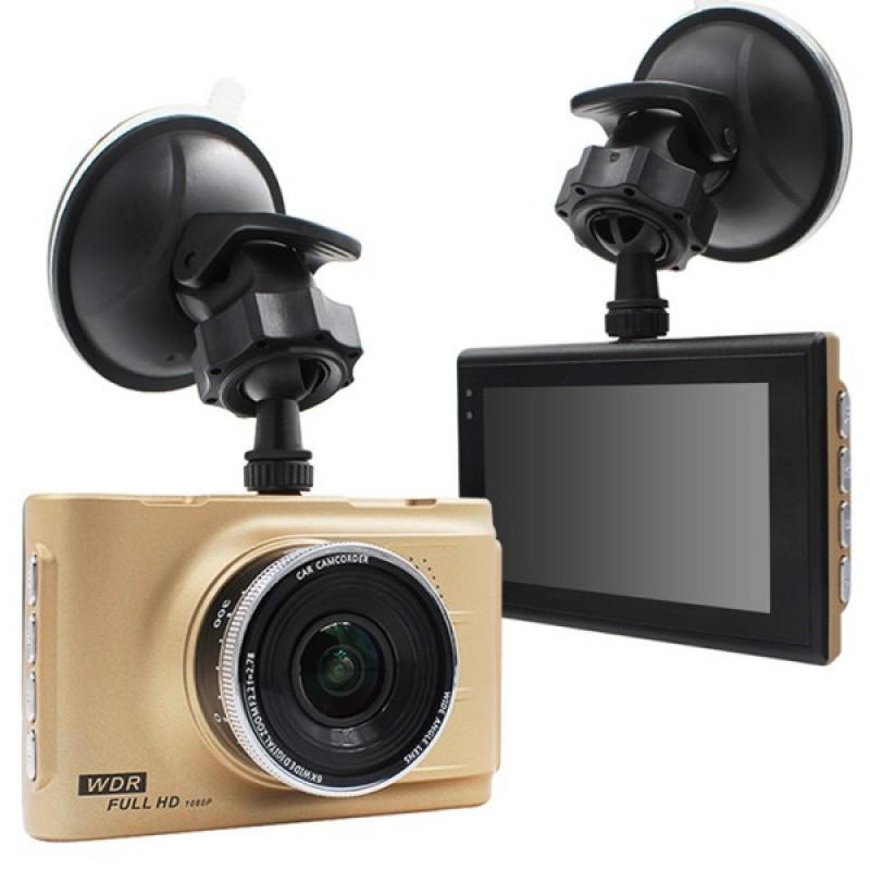 """Авто видеорегистратор Full HD DVR Smart Technology Cam 2"""""""