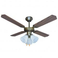 Вентилатор 42'' таванен с осветление MUHLER MCF-4042