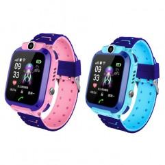 Детски смарт часовник Smart Technology Q12, GSM, GPS, Камера, SOS