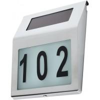 Светещ номер за външна врата Maclean Energy MCE172, Соларен панел