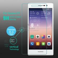 Удароустойчив скрийн протектор Tempered Glass за Huawei P7